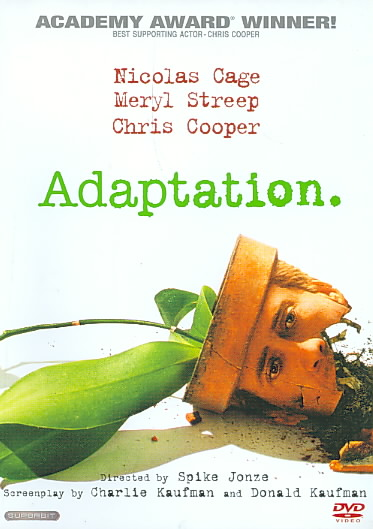 ADAPTATION BY CAGE,NICOLAS (DVD)