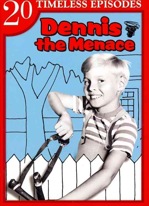 DENNIS THE MENACE:20 TIMELESS EPISODE BY DENNIS THE MENACE (DVD)